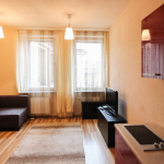 1 room apartment with kitchenette located near AGH and Park Krakowski